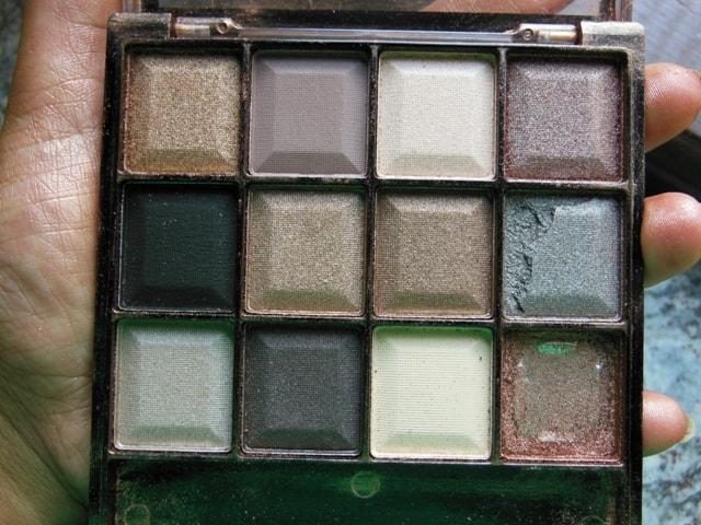 Eye Makeup  Contest Winning Prize-VIVO Color Block Eye Shadow Palette