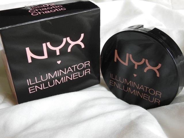 NYX Illuminator Chaotic IBB02