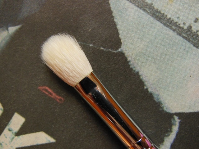 SIGMA Eye Makeup #E25 Blending Brush Review