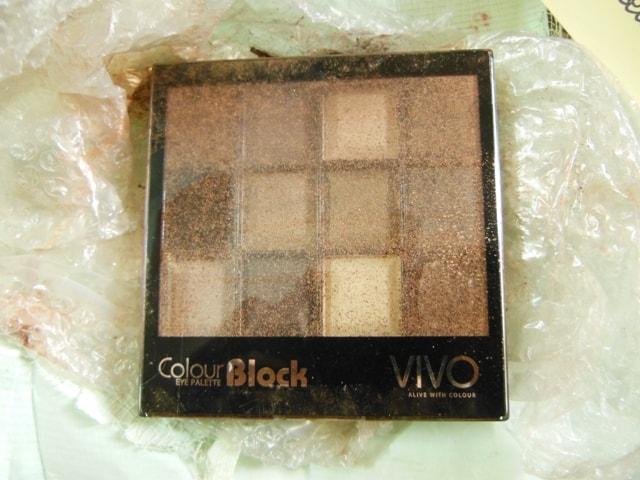 VIVO Color Block Eye Shadow Palette - Eye Makeup Contest Prize