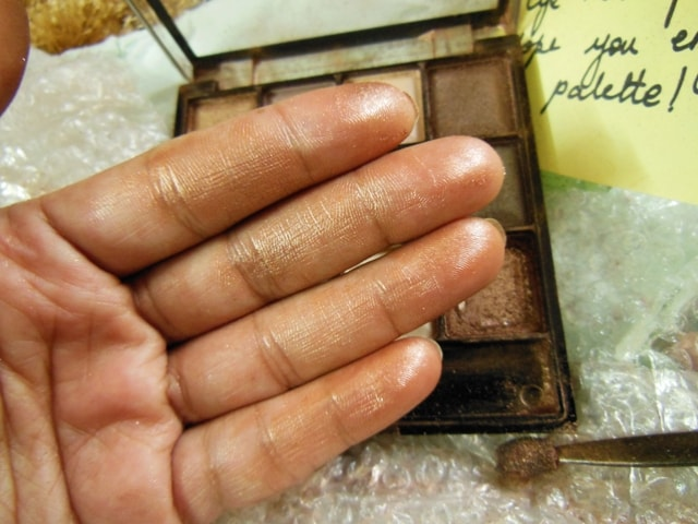 VIVO Color Block Eye Shadow Palette - Eye Makeup Contest Winner