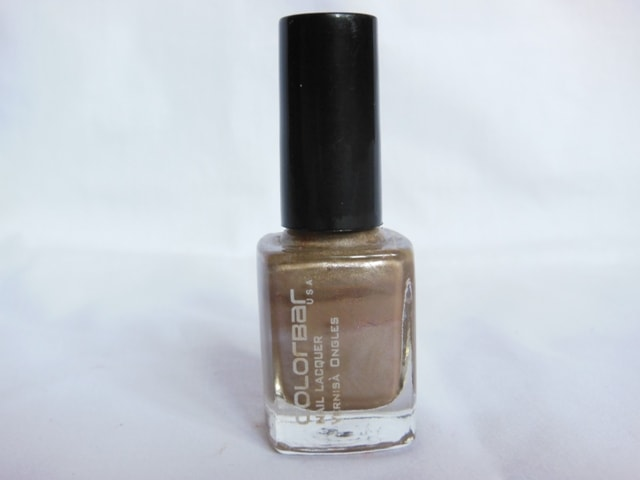 Blog Sale - Colorbar Nail LAcquer Mulberry 21