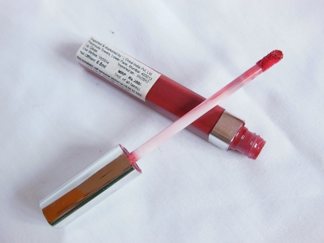 Blog Sale - Maybelline Color Sensational Lip Gloss Cranberry Pink