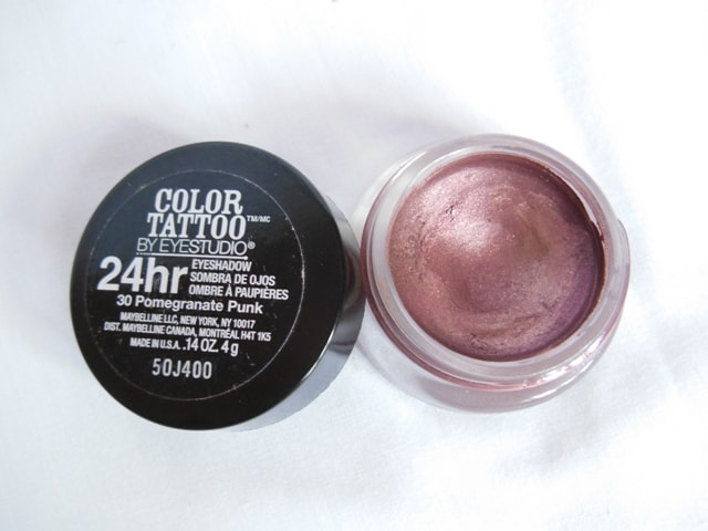 Blog Sale - Maybelline Color Tattoo Eye Shadow Pomegranate Punk