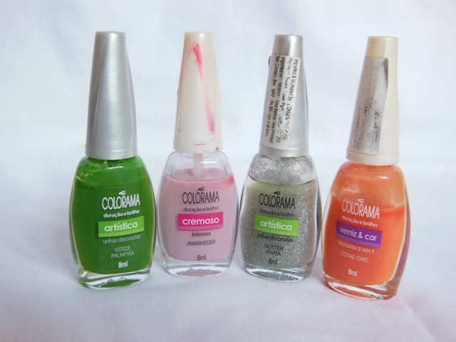 Blog Sale - Maybelline Colorma Nail Paints