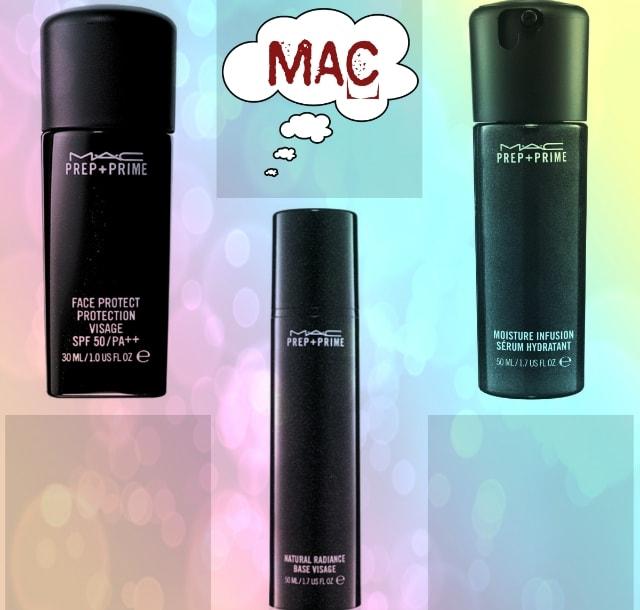 Bridal Beauty Box - Mac Prep + Prime Primers