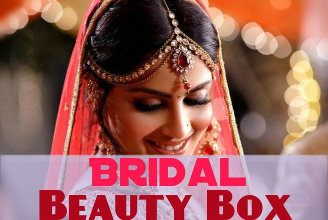 Build Bridal Beauty Box