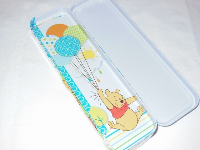 Geometry Case - Pooh Bear