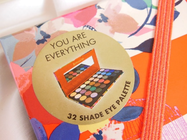 Haul - Accessorize You Are Everything Eye Shadow Palette