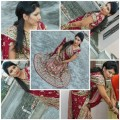 Karvachauth Special - Wedding Lehenga Look 1