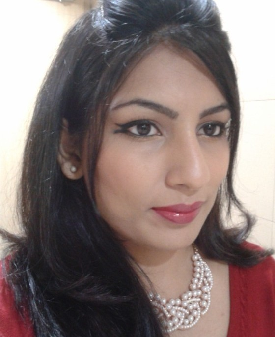 Lakme Fashion Week Inspired Fishtail Eye Liner Look