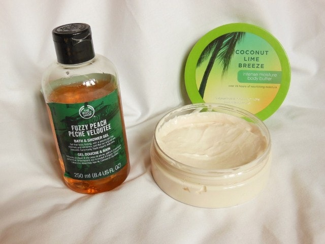 Monthly Favorites - Bath and Body @ October 2013