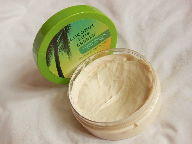 Monthly Favorites - Bath and Body Works Coconut Lime Body Butter