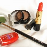 Monthly Makeup Favorites @October 2013