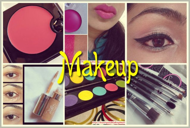 This Or That Beauty Tag - Makeup