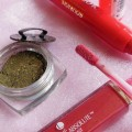 Blog Sale Shopping- Bourjois Lip crayon, L'Oreal Eye Shadow and Lakme Gloss