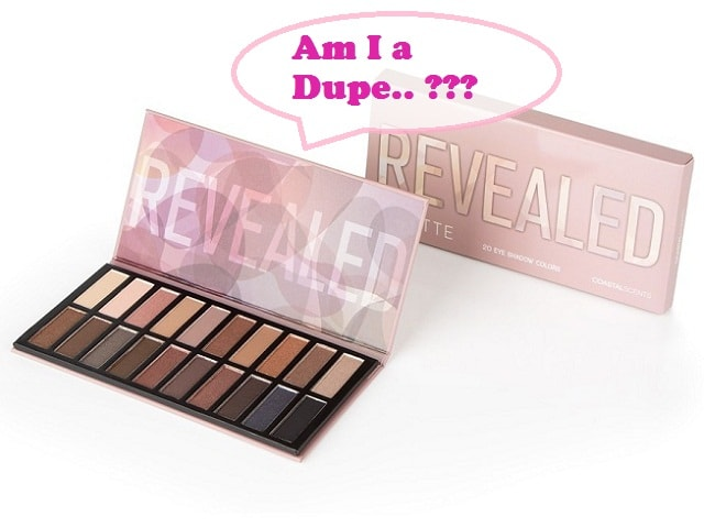 Dupe Discovered-Coastal Scents Revealed Palette
