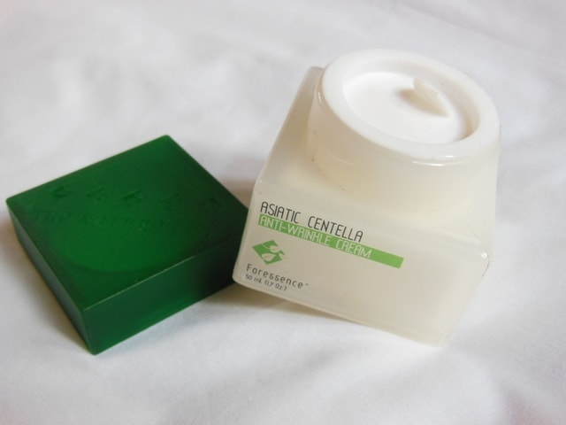 The Nature's Co. Asiatic Centella Anti Wrinkle Cream Review