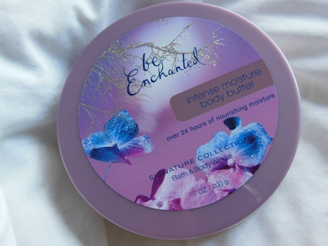 Bath and Body Works Be Enchanted Body Butter Review