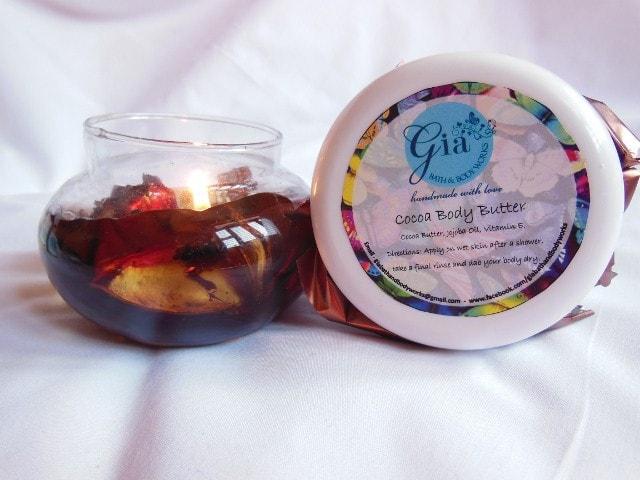Gia Bath & Body Cocoa Body Butter Review