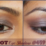 INGLOT Eye Shadow DS #459 EOTD