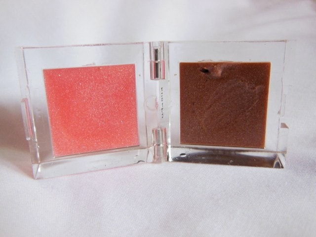 INGLOT Lip Gloss Duo #44 Vanilla Review