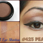 Inglot Eye Shadow Pearl #425 Look