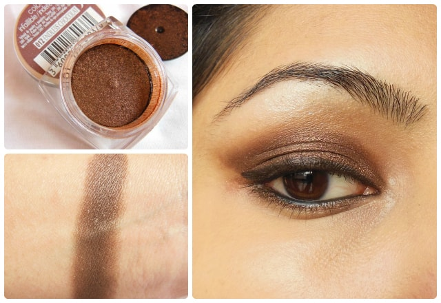 L'Oreal Paris Infallible Endless Chocolat Eye Shadow Look