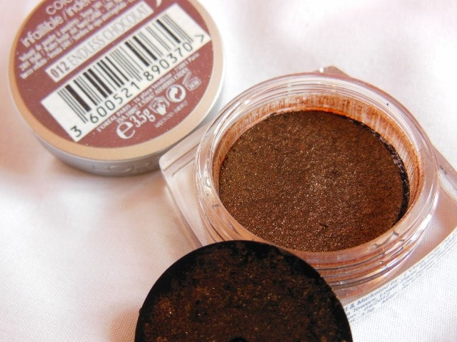 L'Oreal Paris Infallible Endless Chocolate Eye Shadow