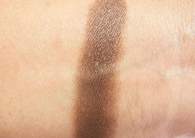 L'Oreal Paris Infallible Eye Shadow Endless Chocolate Swatch