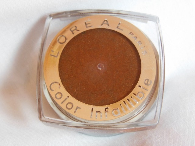 L'Oreal Paris Infallible Eye Shadow Endless Chocolate