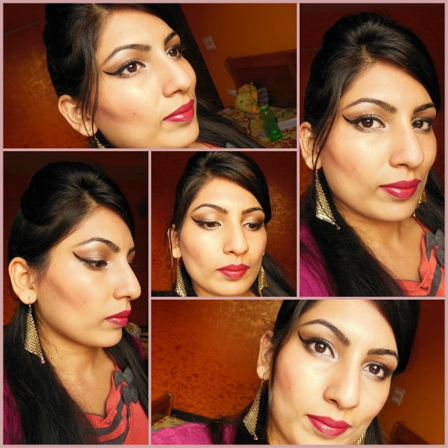 Sonam Kapoor Cannes 2013 Inspired Makeup Look
