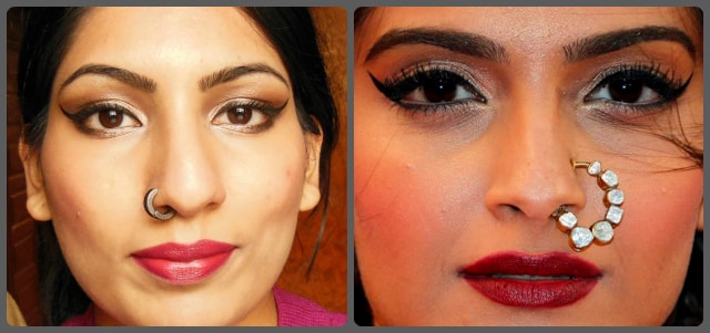 Sonam Kapoor Cannes Film Festival 2013 Inspired Makeup 1