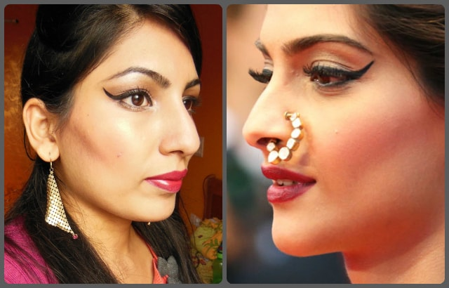 Sonam Kapoor Cannes Film Festival 2013 Inspired Makeup