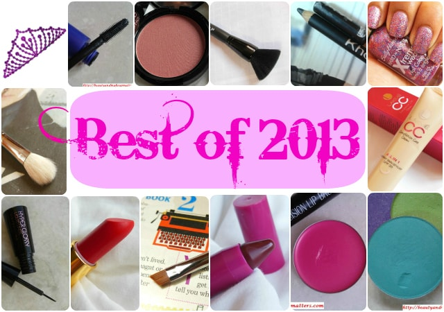Beauty Queens - 13 Best Makeup Products of 2013