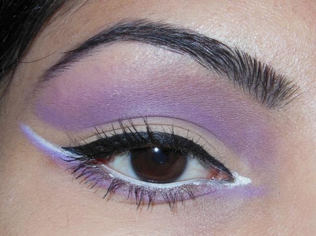 Eyes-O-Mania Series Part 8 - Purple and Brown Cut Crease Eye Look