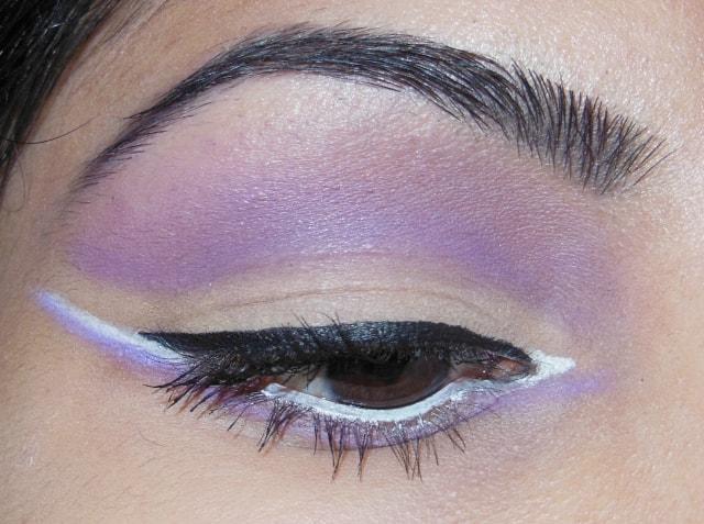 Eyes-O-Mania Series Part 8 - Purple and Brown Cut Crease Eyes