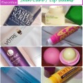 Favorites of 2013 - Skin Care, Lip Balms