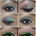 Favotites of 2014 - Eye Makeup Looks