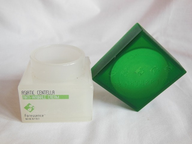 Finally Finished The Nature's Co. Asiatic Centilla Face Cream