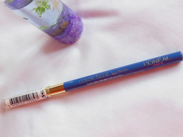 L'Oreal Color Riche Kohl - Portofino Blue