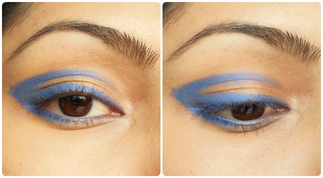 L'Oreal Paris Color Riche Le Kohl - Portofino Blue EOTD