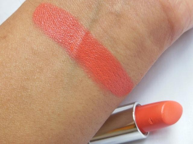 MUA Nector Lipstick Swatch