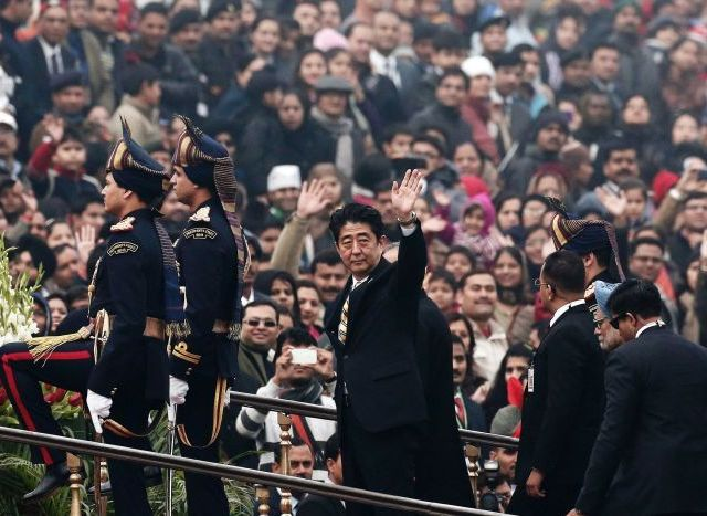 Republic day Parade-2014 Chief Guest