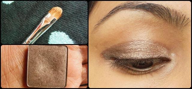 Sonam Kapoor Inspired Eye Makeup Tutorial Step 1