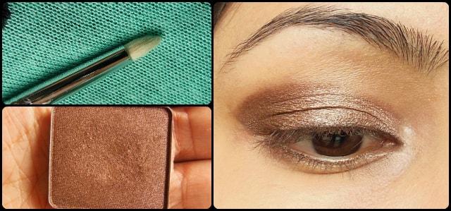 Sonam Kapoor Inspired Eye Makeup Tutorial Step 2