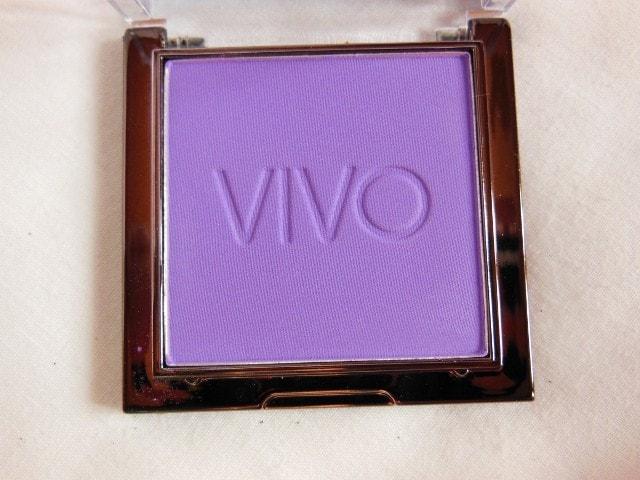 VIVO Eye Shadow Purple Passion Shade 3