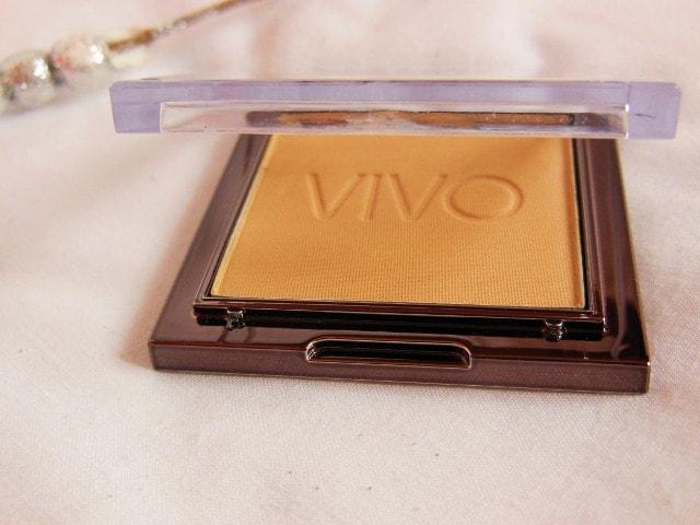 VIVO Matte Eye Shadow Sandstorm Review