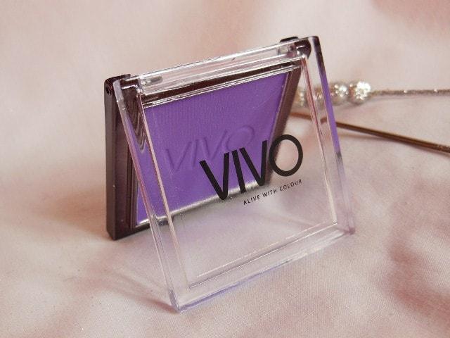 VIVO Purple Passion Matte Eye Shadow