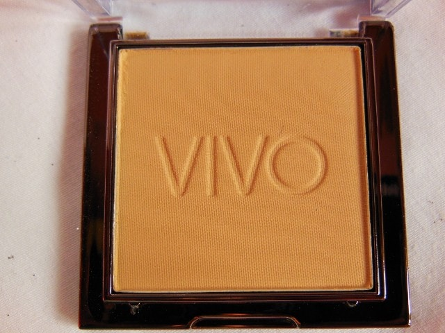 VIVO Sandstorm Eye Shadow Review